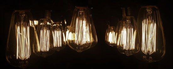 éclairage nocturne enseigne