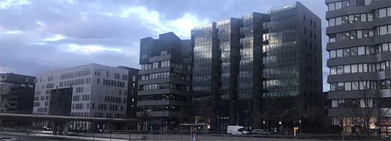immeuble énergie positive