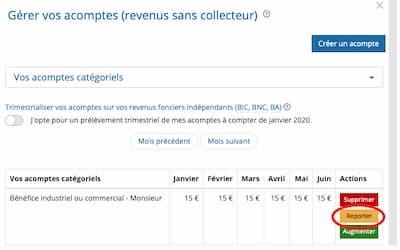 mesures fiscales exceptionnelles coronavirus