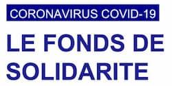 coronavirus fonds de solidarité indépendants