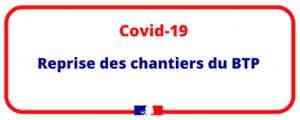 btp covid-19 reprise